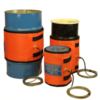Chaquetas calefactoras INTELIHEAT 25-100L