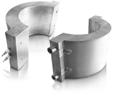 Resistencia Blindado en Aluminio